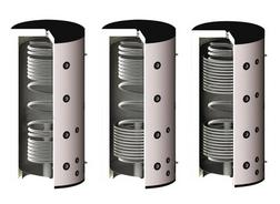 Kupić Zbiorniki buforowe z najwyższą klasą efektywności energetycznej dzięki wypełnieniu z materiału VLIES.