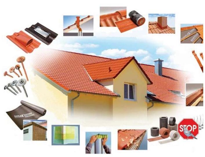 Kupić Pokrycia dachowe