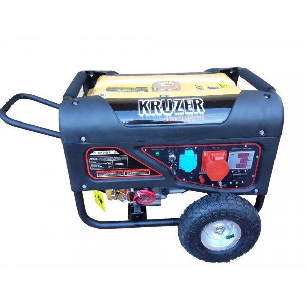 Kupić KRUZER Professional Agregat Prądotwórczy 11kW AVR