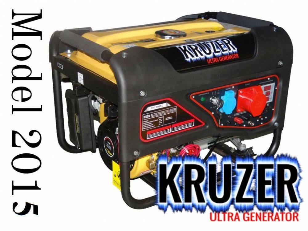 Kupić KRUZER Professional Agregat Prądotwórczy 9,6kW AVR
