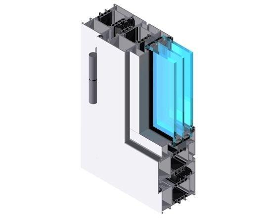 Kupić System okienno-drzwiowy Morad AC-77HI