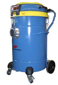 Kupić Odkurzacz trzysilnikowy 230V z przepływem powietrza 360 m3/h