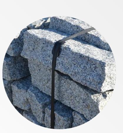 Kupić Palisada granitowa