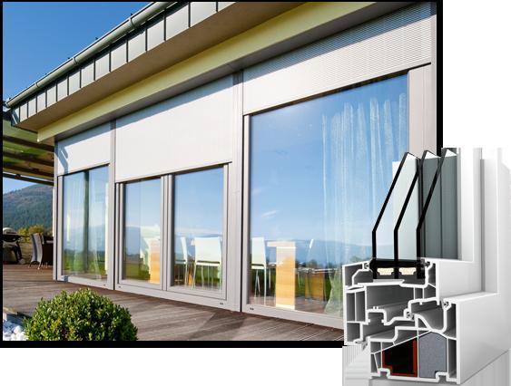 Kupić Internorm – certyfikowane, nowoczesne okna pasywne.
