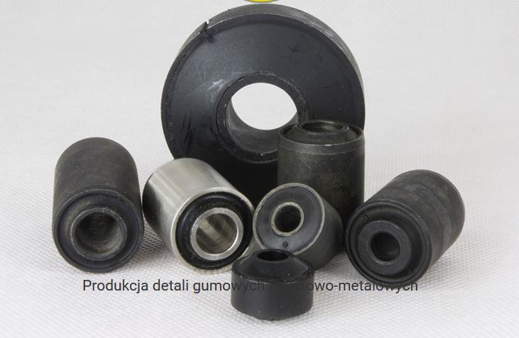 Kupić Wyroby gumowe i metalowo-gumowe.