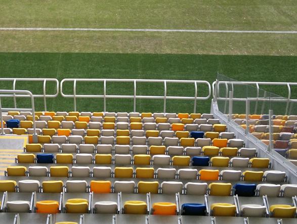 Kupić Siedziska stadionowe