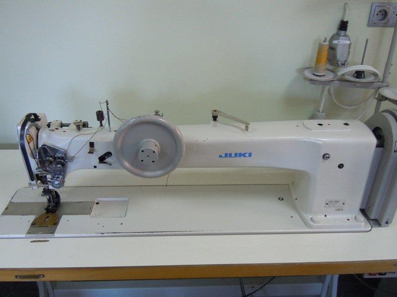 Kupić Stębnówka 2-igłowa JUKI LG-158FU długoramienna 750 mm