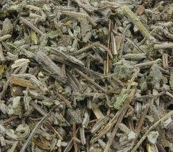 Szałwia suszona, liście szałwii, zioła, przyprawy.