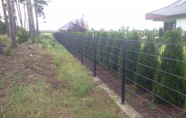 Kupić Panele ogrodzeniowe metalowe