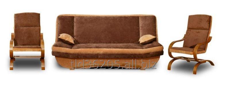 Zestaw wypoczynkowy, kanapa, fortele, model Katamara