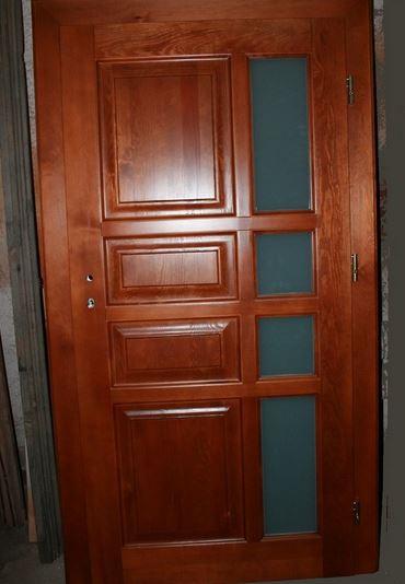 Kupić Drzwi wewnętrzne drewniane