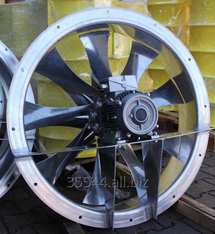Wentylator suszarniczy KSU808/3,0/9/R/Al.rev - do suszarni drewna, tytoniu, ziół, itp.