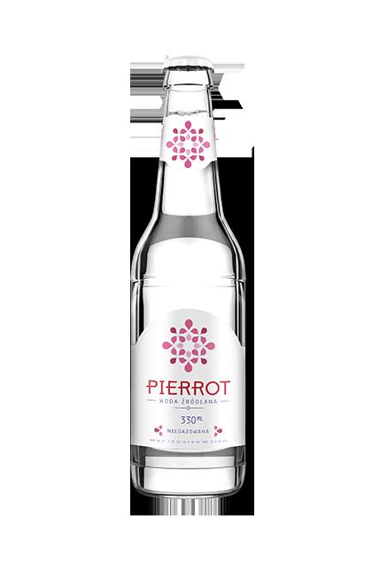Kupić Woda źródlana niegazowana Pierrot 0,33l