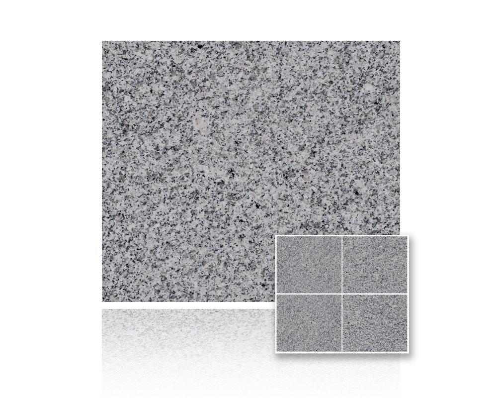 Kupić Granit G603 Crystal Grey Płomieniowany 40x40 gr. 3 cm