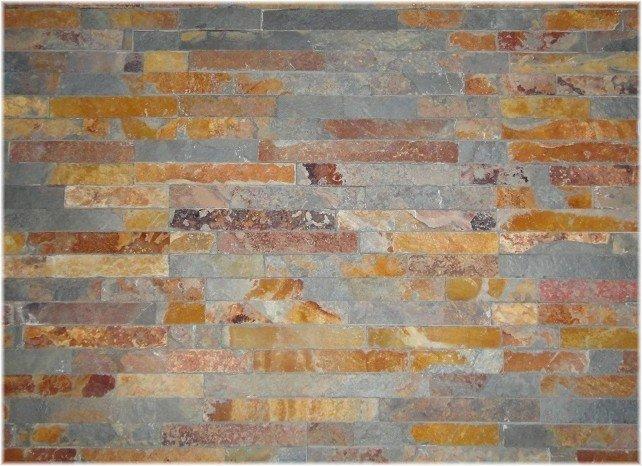 Kupić Kamień dekoracyjny kolor mix panel 10x40