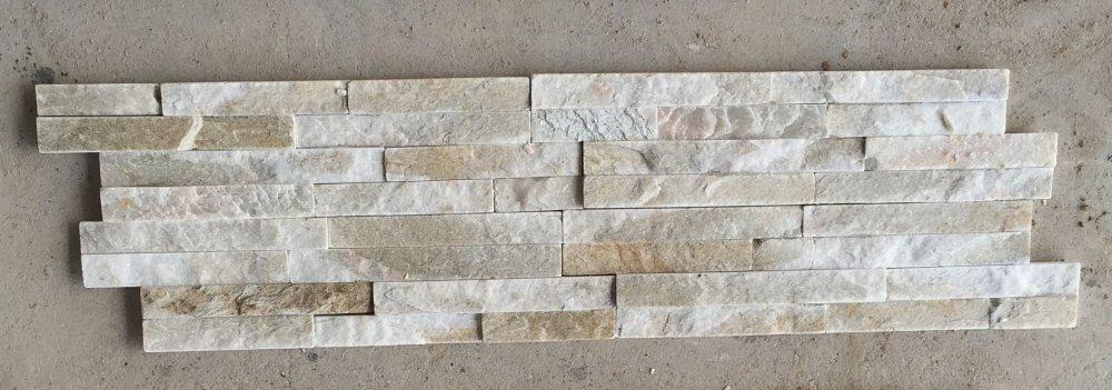 Kupić Kamień dekoracyjny beżowy mix panel 10x40