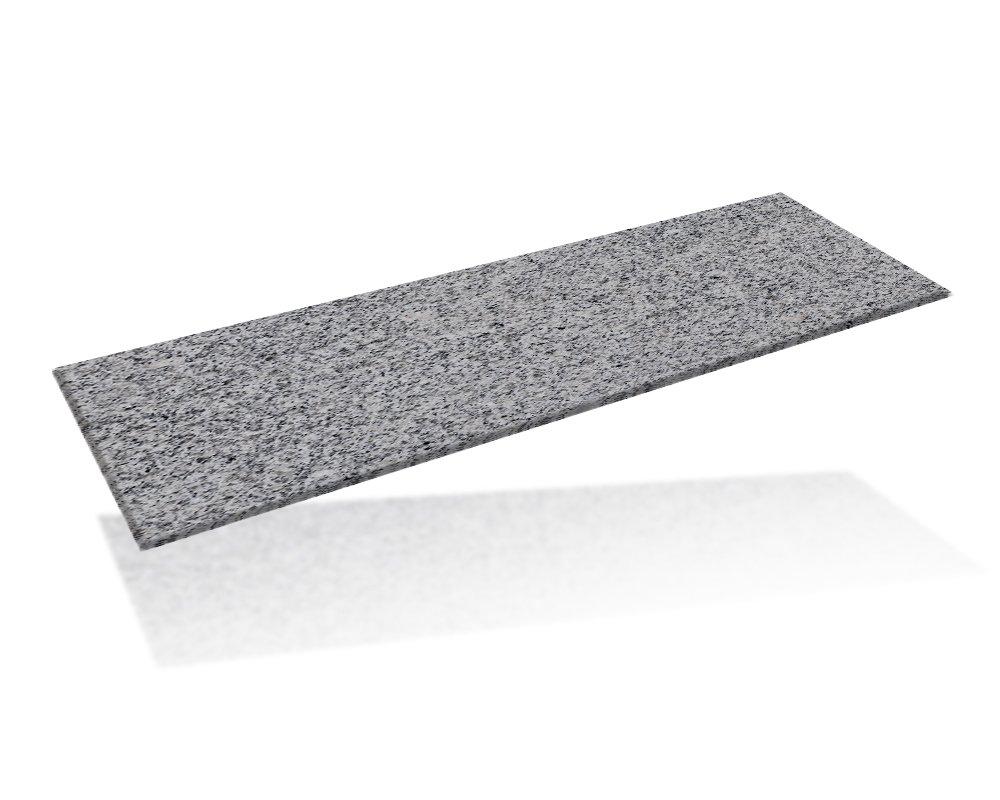 Kupić Granit G603 Crystal Grey Stopnica Płomieniowana 130x33 gr. 2cm