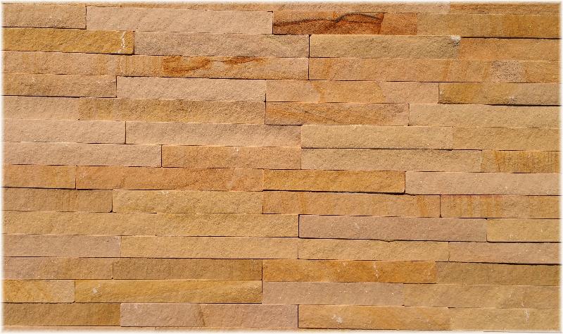 Kupić Kamień dekoracyjny Żółty panel 10x40