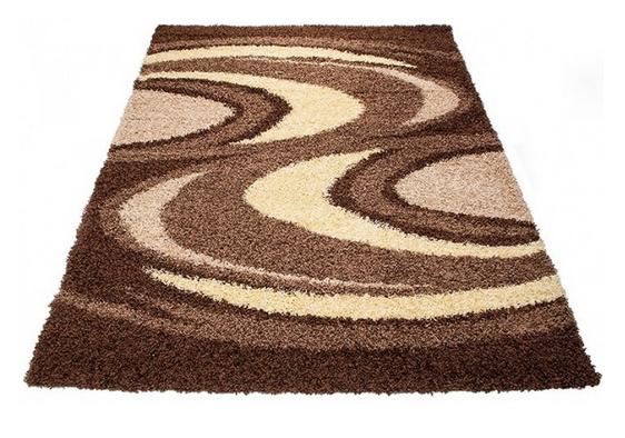 Kupić Dywany brązowe - dywan Rio 1719A Dark Brown