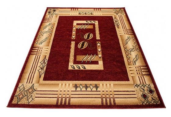 Kupić Dywany Bordowe - Dywan Dorian 0437A RED