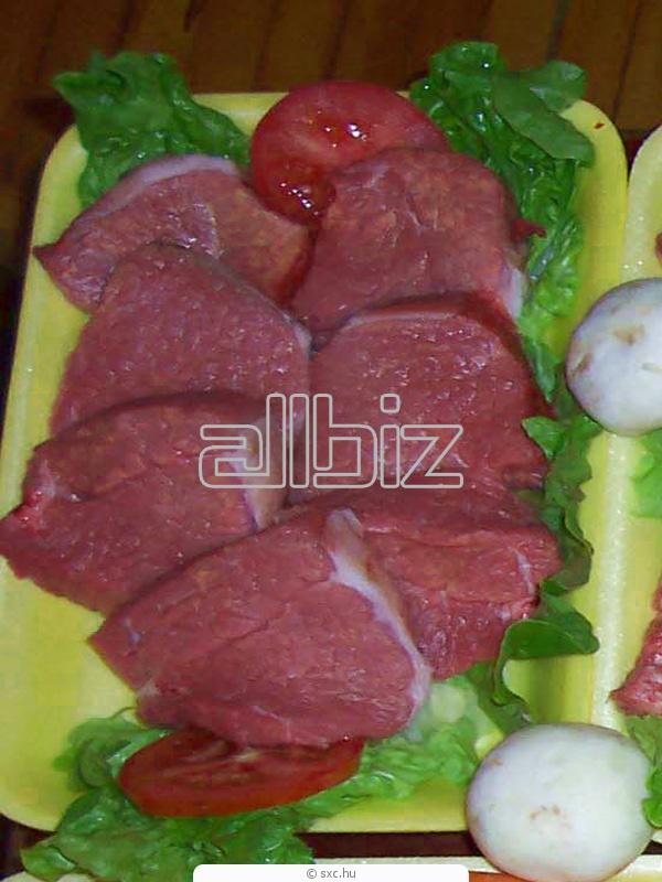 Kupić Mięso wołowe półtusze schłodzone