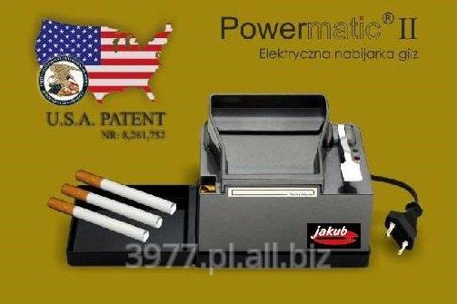 Kupić Elektryczna tłokowa nabijarka POWERMATIC II plus