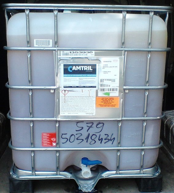 Kupić Koncentrat letniego płynu do spryskiwaczy 1000kg = 100.000l