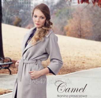 Kupić Camel, tkanina plaszczowa