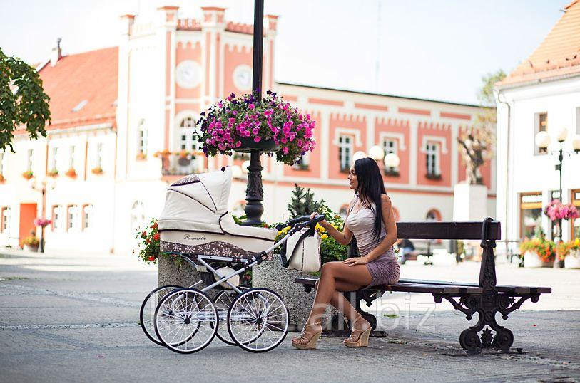 Kupić Wielofunkcyjny Wózek romantic Firmy Kunert to najwyższy komfort w ponadczasowymy wykonaniu.