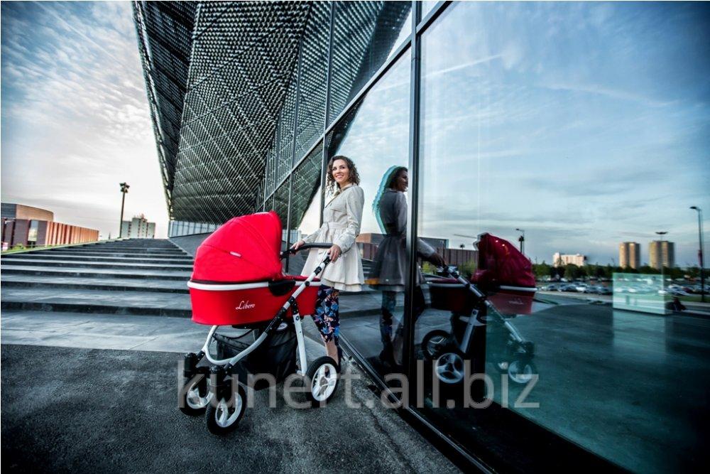 Kupić Wózek wielofunkcyjny Libero, doskonały wybór dla rodzin mieszkających w wysoko położonych mieszkaniach, jeżdżących niewielkimi samochodami i spędzających większość czasu w miastach