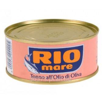 Kupić Rio Mare Tonno - tuńczyk w oliwie 80g