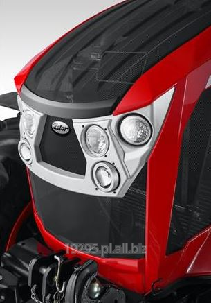 Kupić Silnik o dużej mocy, przestrzenna i wygodna kabina, Zetor Crystal
