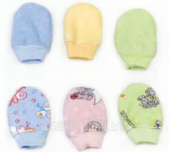 Kupić Łapki niedrapki dla niemowląt, bawełniane