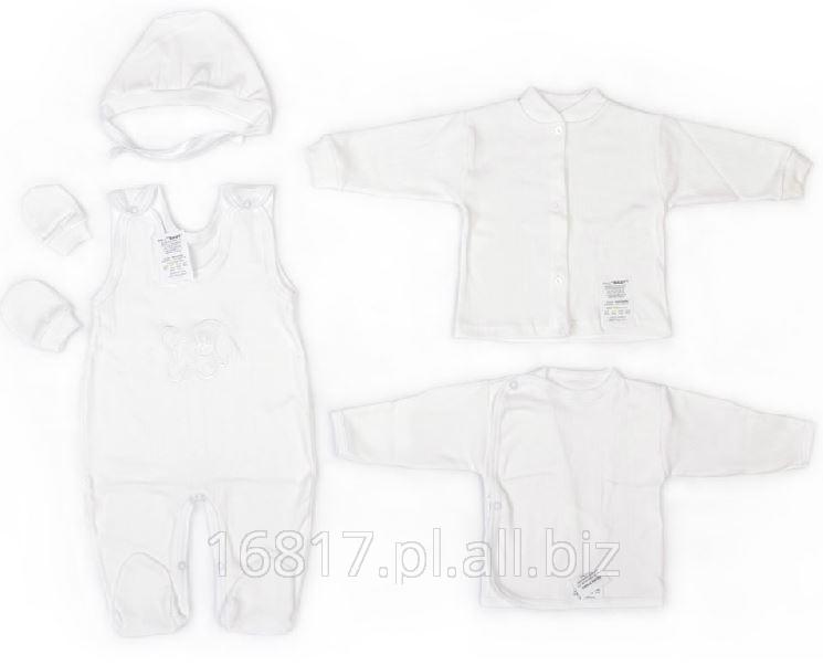 Kupić Wyprawka niemowlęca 5- częściowa
