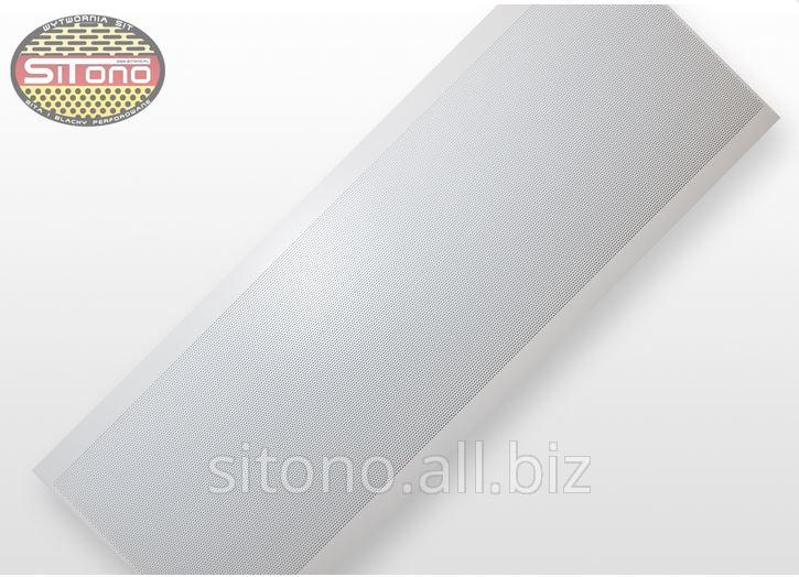 Blachy perforowane aluminiowe