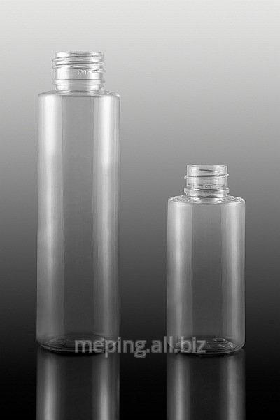 Butelka PET transparentna
