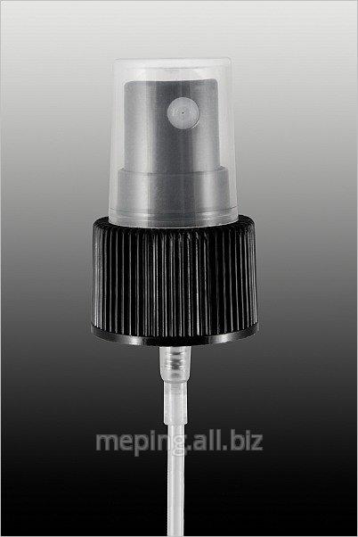 Atomizer biały / czarny 24/410