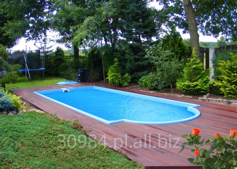 Kupić Prywatny basen Aves 800 /960kg wzmocniony