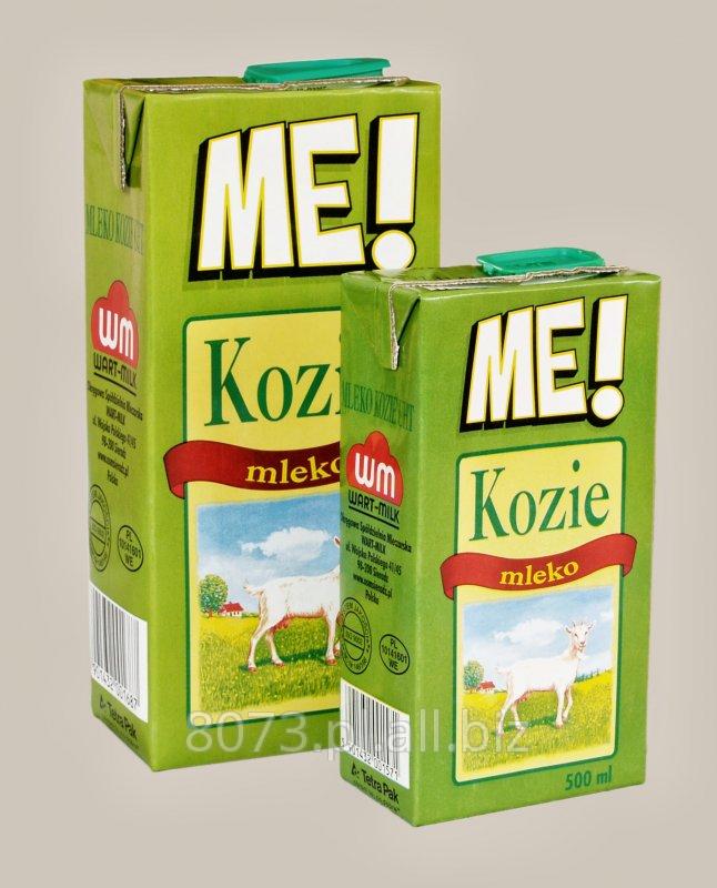 Kupić Mleko kozie UHT ME!