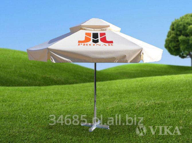 Kupić Parasole dla barów i restauracji z dowolnym nadrukiem.