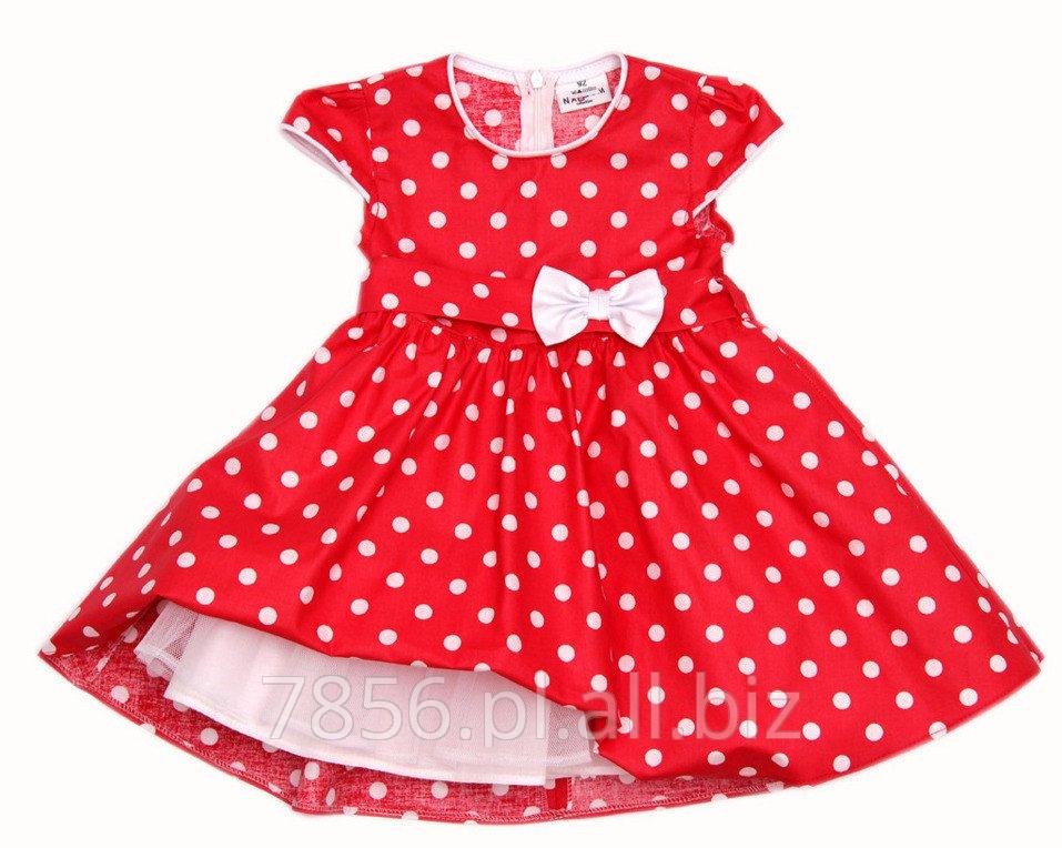 Kupić Nat&Tom Elegancka Sukienka dziewczęca