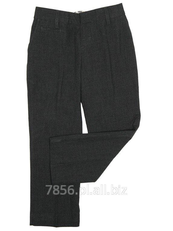 Kupić Nat&Tom eleganckie spodnie na kant dla chłopca z watch pocket
