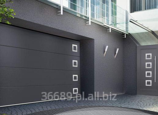 Kupić Bramy sekcyjne garażowe KMT