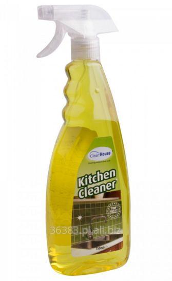 Kupić Uniwersalny środek czyszczący do kuchni ze spryskiwaczem.