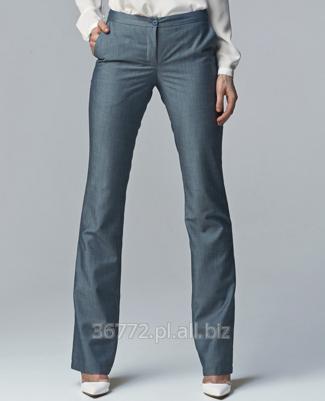 Kupić Spodnie damskie fason na bootcut