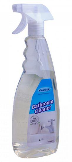 Kupić Uniwersalny spray czyszczący do łazienek.