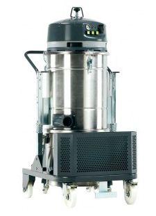 Kupić Odkurzacz przemysłowy trzysilnikowy 230V z ręcznym otrząsaniem otrząsaczem filtra.