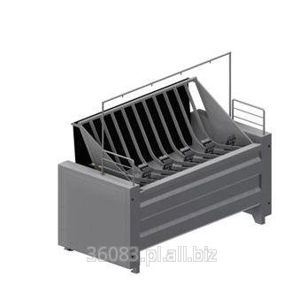 Kupić Szczeciniarka jednowałowa 5,5 KW o wydajności 40 lub 60 szt/h.