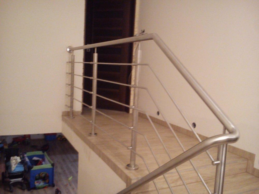 Kupić Balustrada balkon barierka taras nierdzewna ocynkowana malowana proszkowo