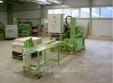 Kupić Brykieciarka 400 kg/h, producent - Siemens, niemiecka jakość